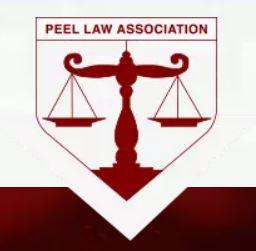 Peel Law Association Logo