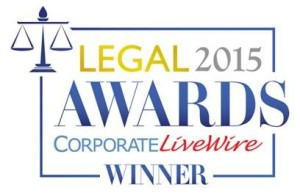 corporate live wire award